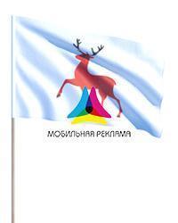 Флаг Нижнего Новгорода