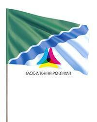 Флаг Новосибирска