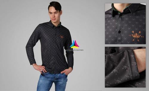 010d6de4a853 Купить по привлекательной цене Рубашки на заказ в в Москве и ...